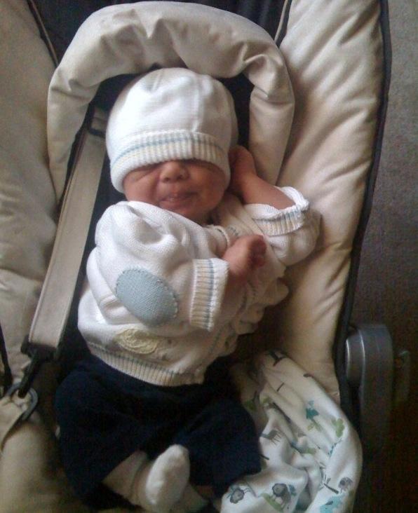Newborn Babies Aren't Pretty ...