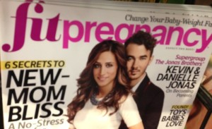 FitPregnancy Cover