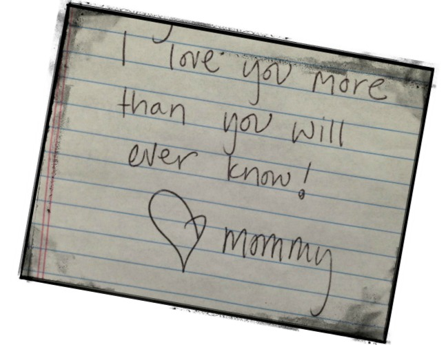 love mommy