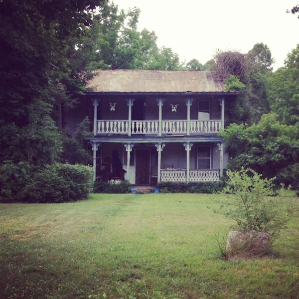 The House My Husband Grew Up In