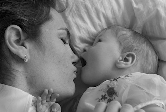 mom-baby