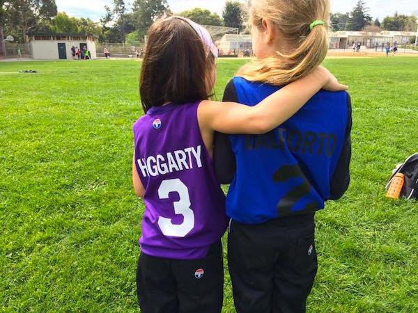 girls-softball