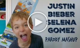 Justin Bieber/Selena Gomez Parody Mashup Lyrics
