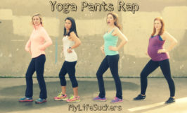 Yoga Pants Rap