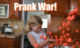 Girls vs. Boys Prank Wars! #GoGURTPrankWars