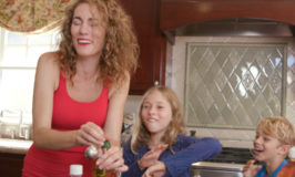 What It's REALLY Like to Cook with Kids