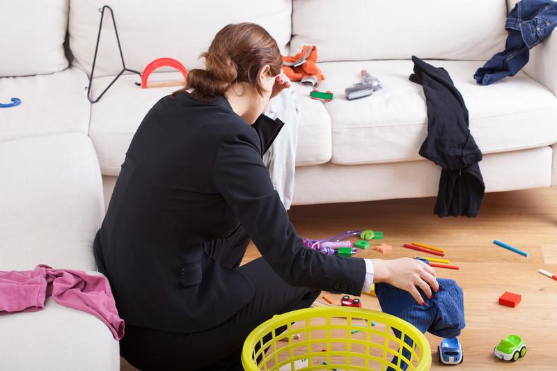 Motherhood is Relentless