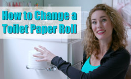 How to Change a Toilet Paper Roll on Right This Minute