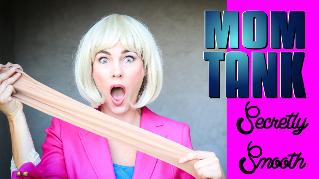 Mom Tank | Shark Tank Parody | Ep. 1 Secretly Smooth