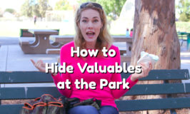 Parenting Hacks | How to Hide Valuables at the Park