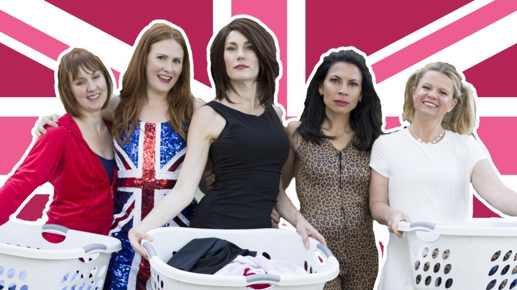 Spice Girls Wannabe Parody | Spice Moms