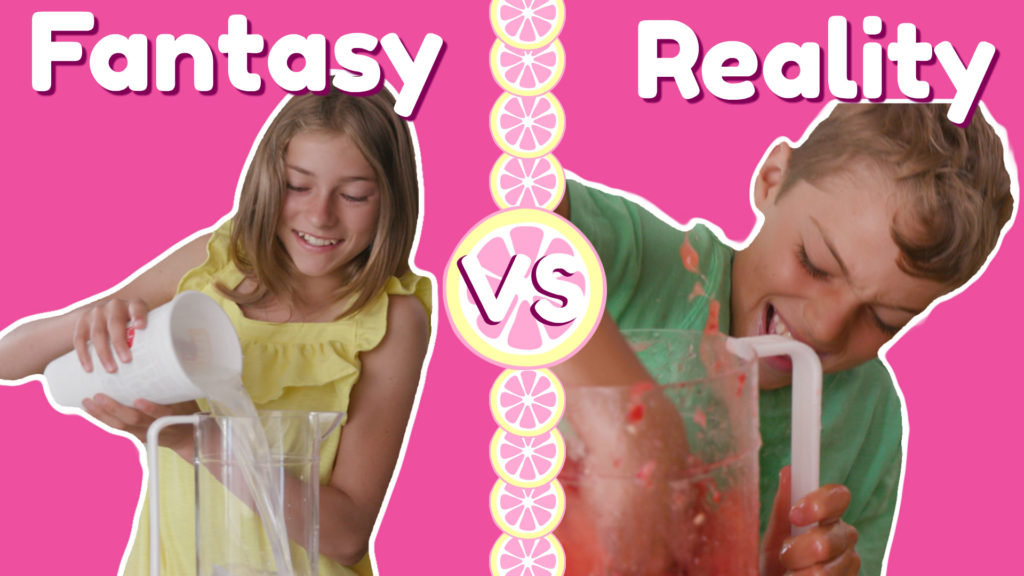 Lemonade Stand: Fantasy vs. Reality