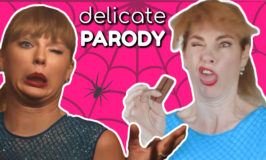 Taylor Swift – Delicate Parody | Delicious
