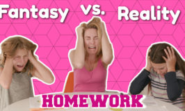 Homework | Fantasy Vs. Reality